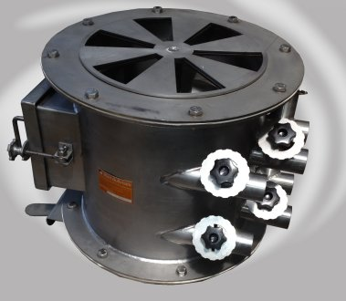 Vacuum Distribution Pot